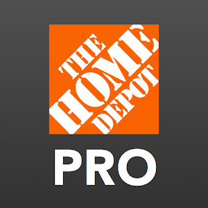 The Home Depot Pro logo for TextPanda